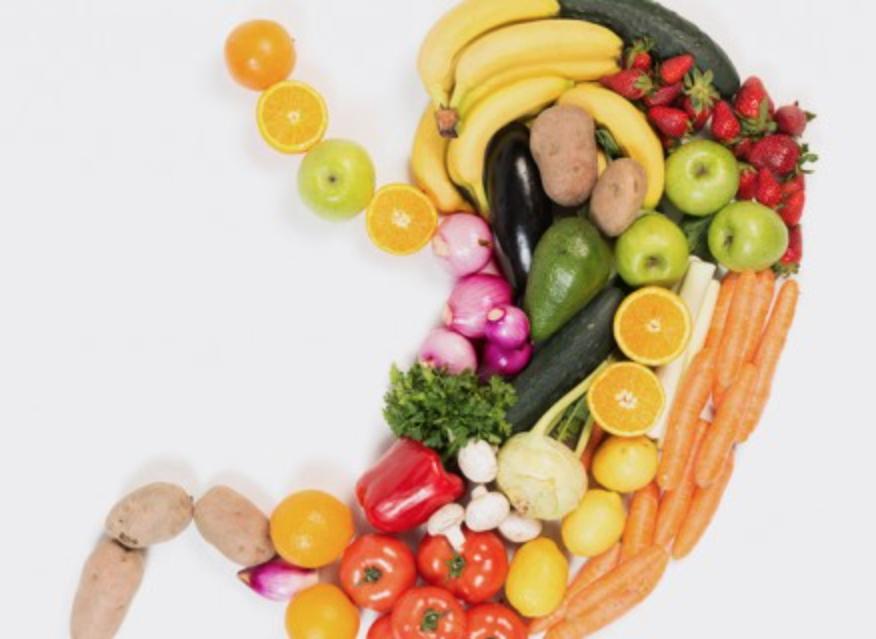 Ilustrasi Makanan Sehat Bagi Perut dan Lambung