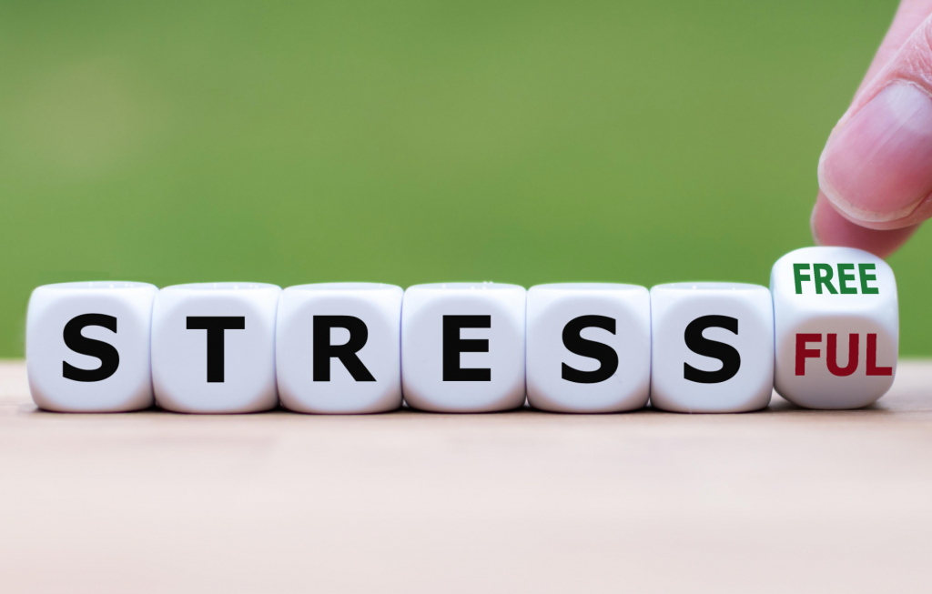 Ilustrasi Stress